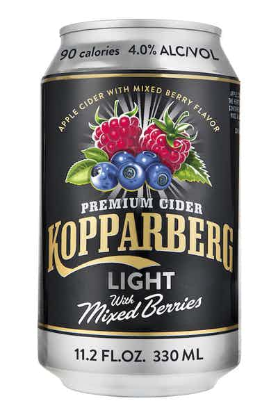 Kopparberg Light Mixed Berries Cider