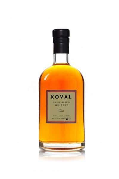 Koval Single Barrel Rye