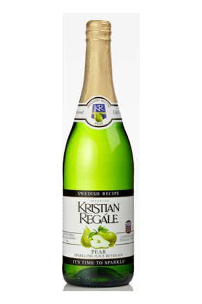 Kristian Regale Pear Cider .