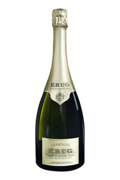 Krug Clos Du Mesnil Champagne
