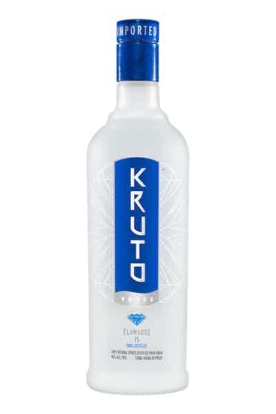 Kruto Flawless Vodka Blue