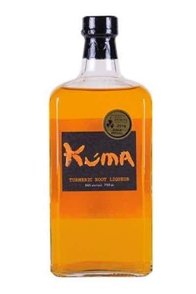 Kuma Turmeric Root Liqueur