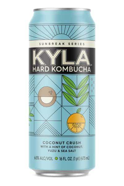 KYLA Hard Kombucha Coconut Crush