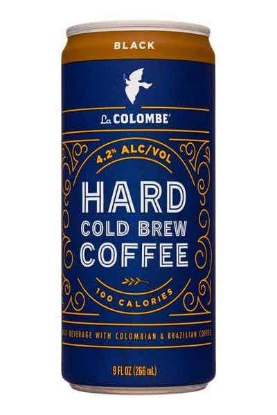 La Colombe Hard Cold Brew Coffee Black