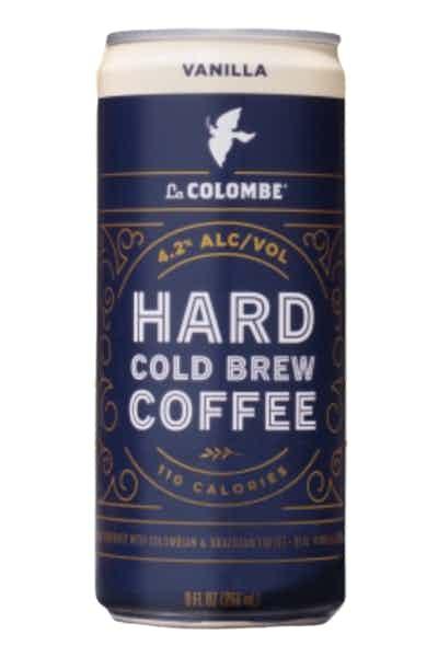 La Colombe Hard Cold Brew Coffee Vanilla