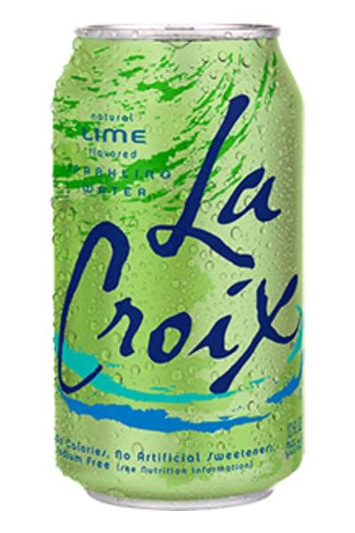 La Croix Lime