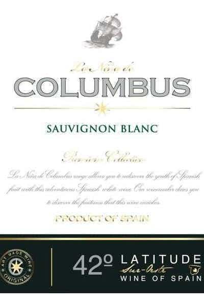 La Nina de Columbus Sauvignon Blanc