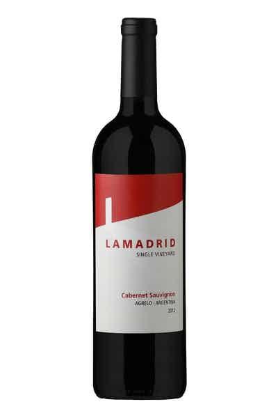 Lamadrid Cabernet Sauvignon