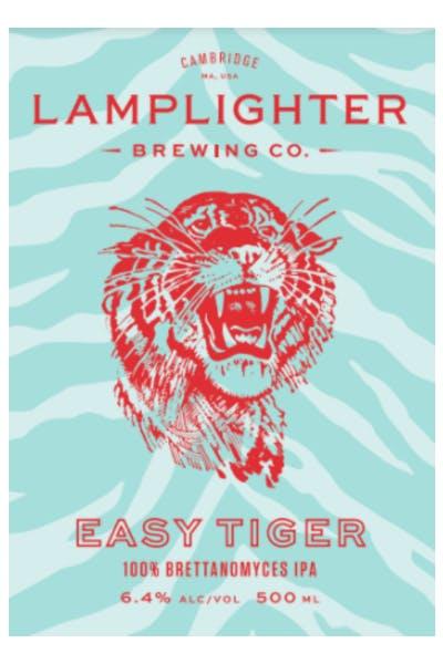 Lamplighter Easy Tiger Brett-fermented IPA