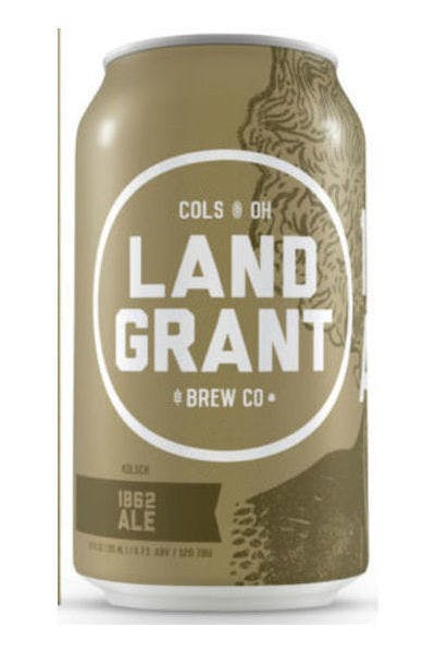 Land Grant 1862 American Kolsch Ale
