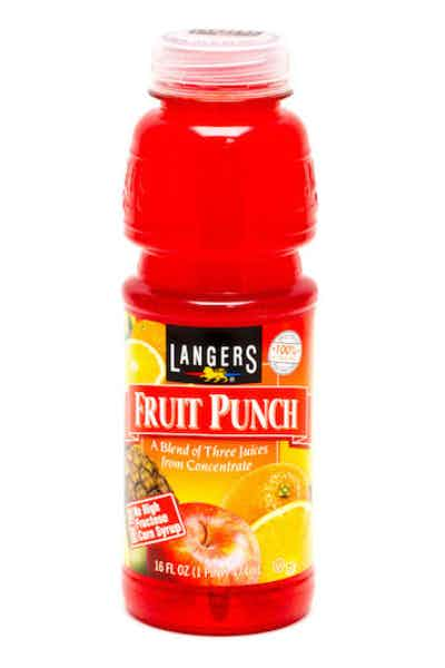 Langers Fruit Punch