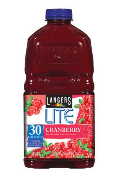 Langers Lite Cranberry Juice