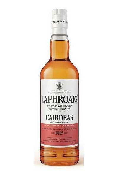 Laphroaig Cairdeas Islay Single Malt Scotch Whiskey