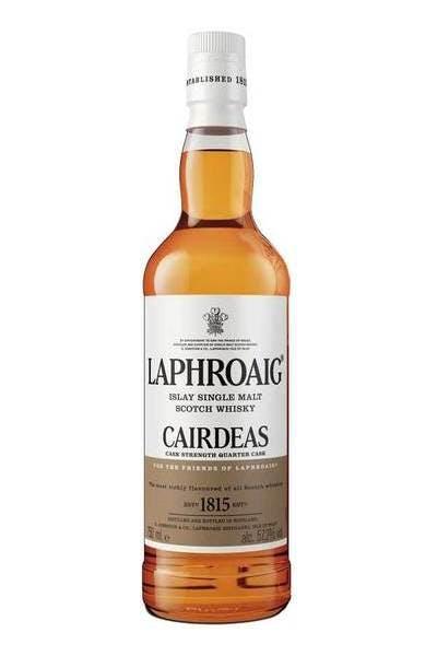 Laphroaig Cairdeas Quarter Cask