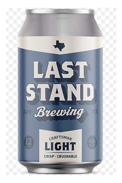 Last Stand Craftsman Light