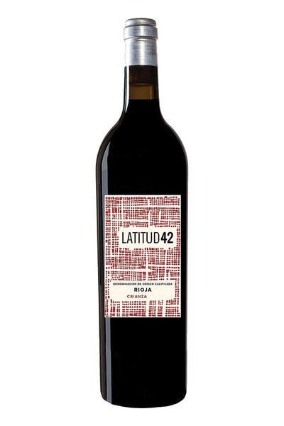 Latitud 42 Rioja Crianza