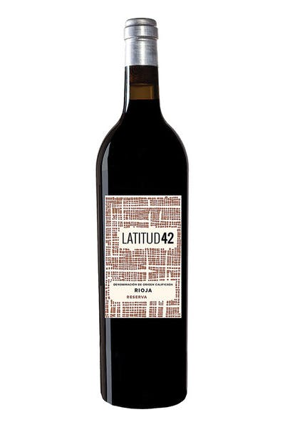 Latitud 42 Rioja Reserva