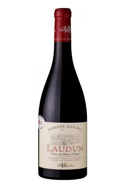 Laudun Cotes du Rhone Villages