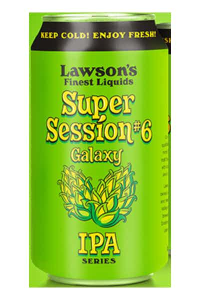 Lawson's Finest Super Session IPA #6