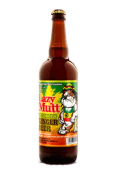 Lazy Mutt Ginger Beer