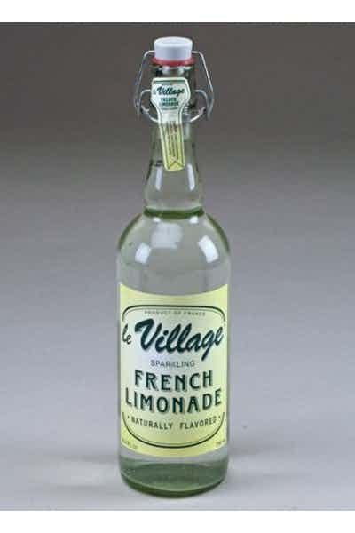 Le Village Sparkling Lemonade