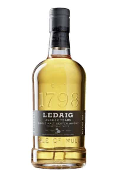Ledaig Single Malt 10 Year