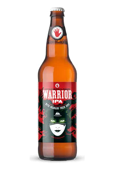Left Hand Warrior IPA