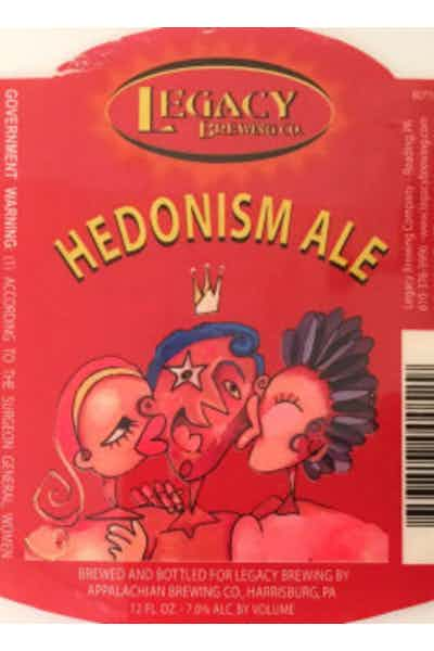 Legacy Hedonism Red Ale