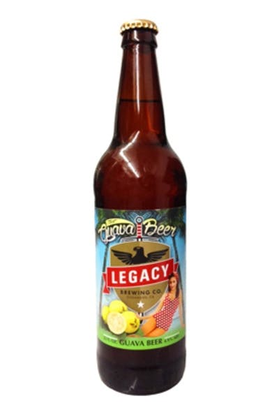 Legacy That Guava Beer