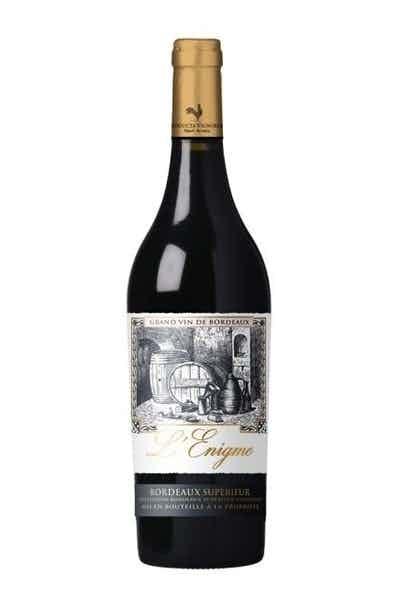 L'Enigme Bordeaux