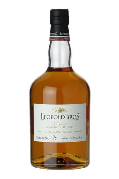 Leopold Bros Whiskey