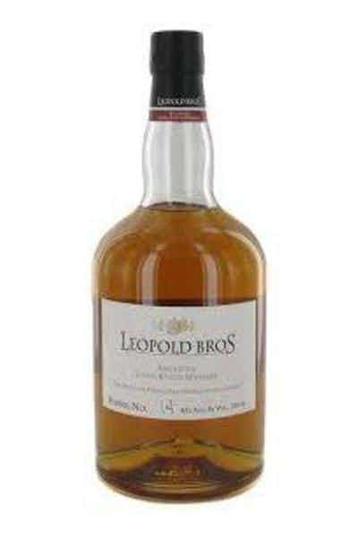 Leopold Brothers Small Batch Gin