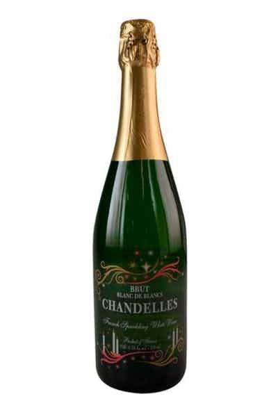 Les Chandelles Sparkling White Wine