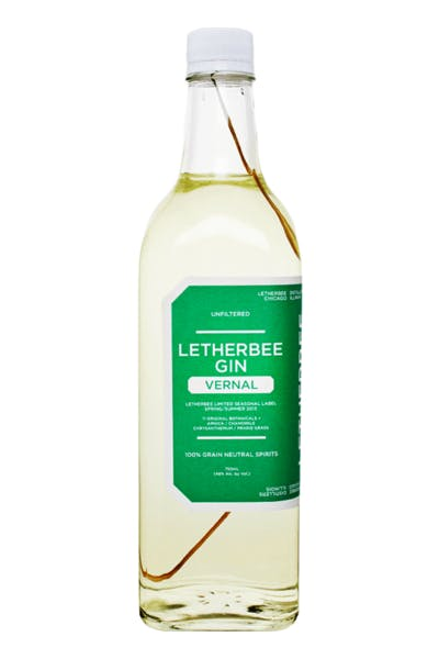 Letherbee Vernal Gin