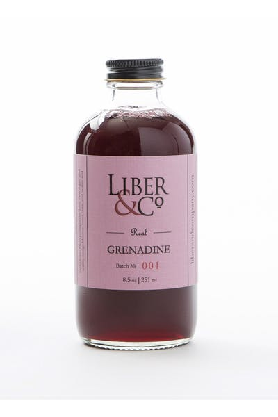 Liber & Co. Real Grenadine