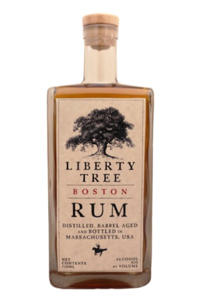 Liberty Tree Boston Rum