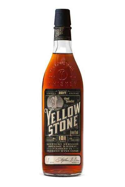 Yellowstone Bourbon Limited Edition 101 Proof