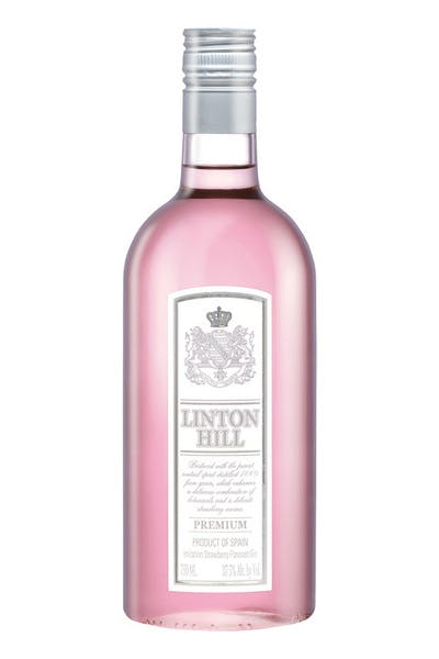 Linton Hill Strawberry Gin