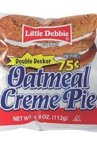 Little Debbie Oatmeal Cream Pie