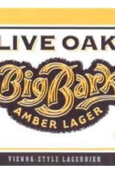 Live Oak Big Bark Amber