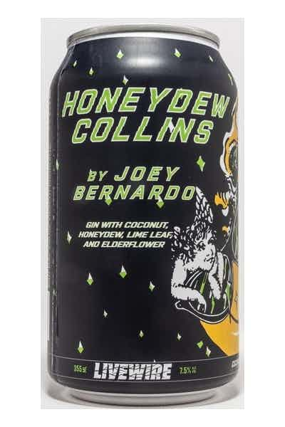 LiveWire Honeydew Collins by Joey Bernardo