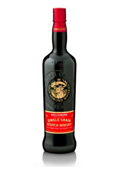 Loch Lomond Single Grain Scotch