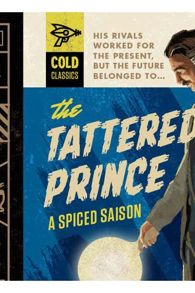 Logic Tattered Prince Spiced Saison