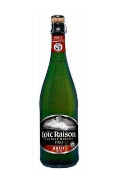 Loic Raison French Brut Cider