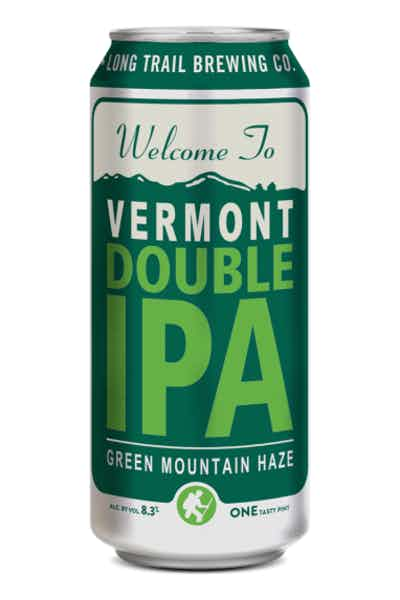 Long Trail Vermont Double IPA