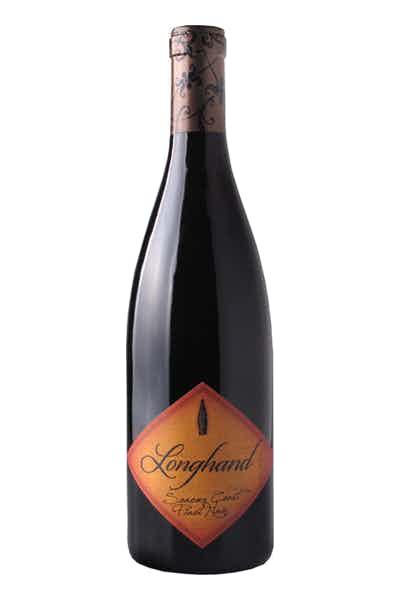 Longhand Sonoma Coast Pinot Noir