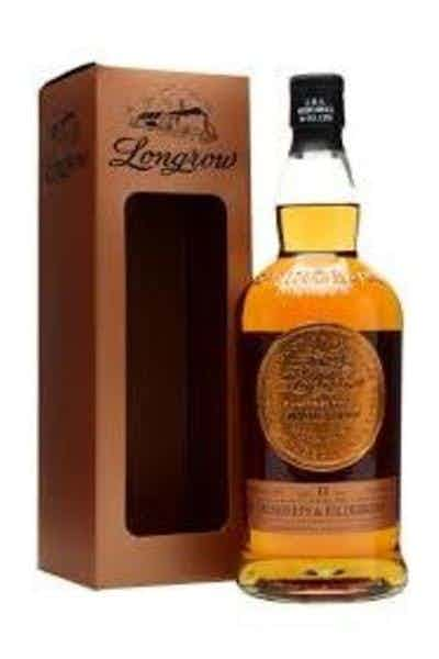 Longrow Rundlets & Kilderkins 11 Year Scotch