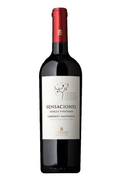 Los Boldos Cabernet Sensaciones Single Vineyard