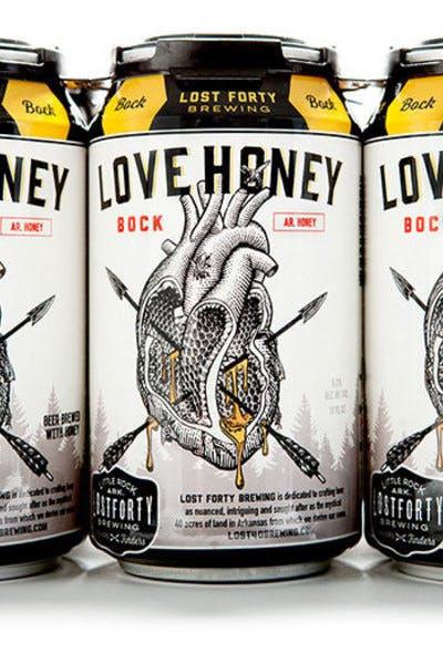 Lost Forty Love Honey Bock
