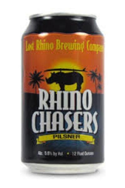 Lost Rhino Rhino Chasers Pilsner